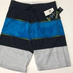 Burnside Swim Trunks UV Protection quick drying